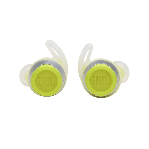 JBL REFLECT FLOW True wireless sport headphones.