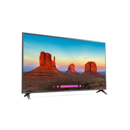 "UK6570PUB 4K HDR Smart LED UHD TV w/ AI ThinQ® - 75"" Class (74.5"" Diag) - While They Last"