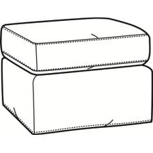 View Product - Oliver Ottoman with Slipcover