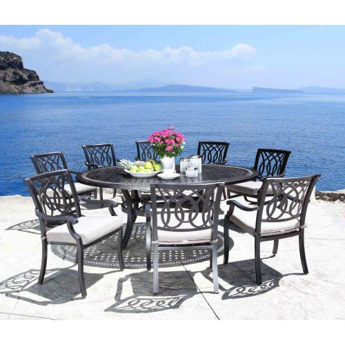 """Pure 42"""" Round Dining Table"""
