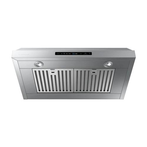 "Samsung Canada - NK30N7000US 30"" Under cabinet hood, Stainless Steel"