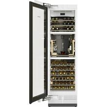 KWT 2671 ViS MasterCool WineConditioning Unit For high-end design and technology on a large scale.