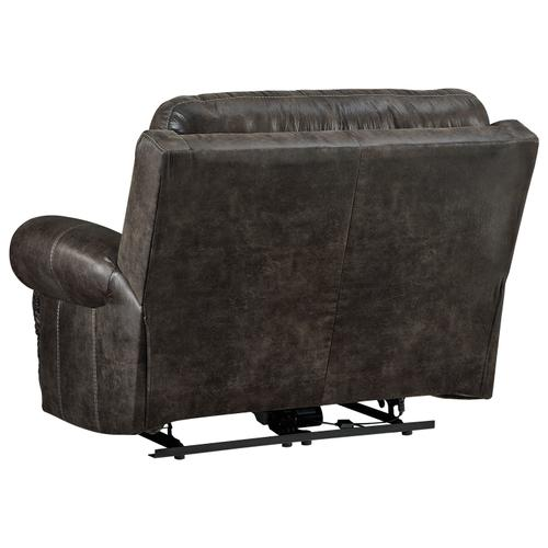 Signature Design By Ashley - Grearview Oversized Power Recliner