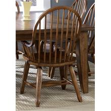 View Product - Bow Back Arm Chair
