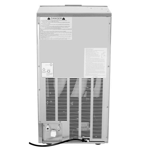 Maxx Ice - MIM85H Self-Contained Ice Machine