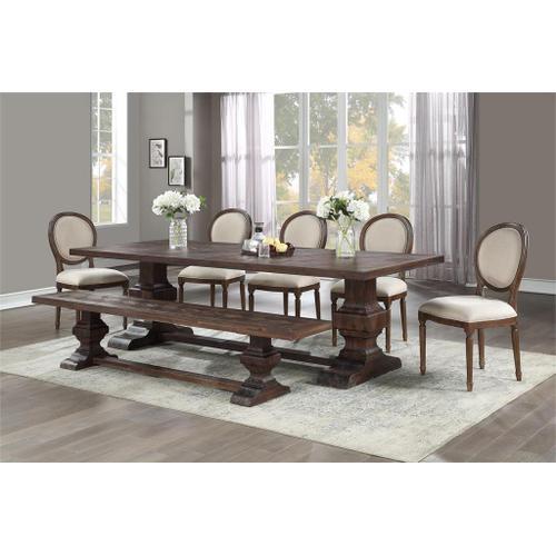 Coast To Coast Imports - Rectangular Dining Table 2 CTN