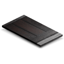 Product Image - 6 x 4 Rustic Dark Wood Sample (WS-D)