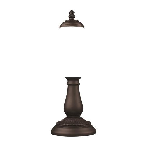 Mix-N-Match Table Lamp in Tiffany Bronze - NO SHADE