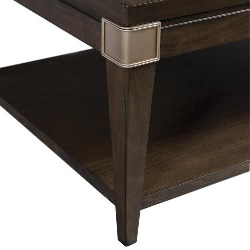 Monterey - Coffee Table - Mink Finish