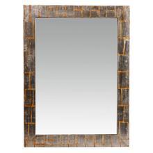 See Details - Lemoyne silver leafed Mirror