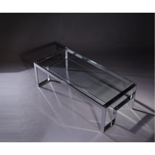 Monaco Rectangular Cocktail Table