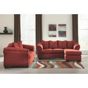 Sofa Chaise and Loveseat Product Image
