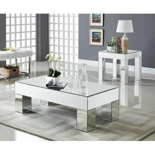 "Lainy Coffee Table - 50"" W x 25"" D x 16"" H"