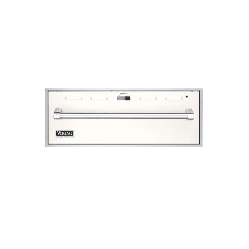 "Cotton White 27"" Professional Warming Drawer - VEWD (27"" wide)"