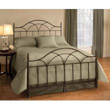 Aria Queen Bed Headboard & Footboard ONLY-Floor Sample-**DISCONTINUED**