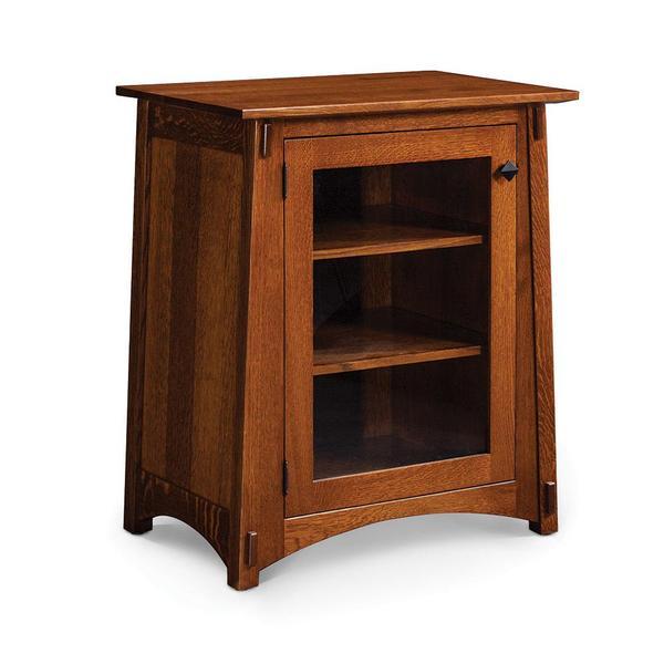 See Details - McCoy Media Storage Cabinet