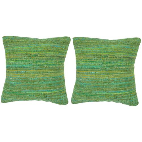 Eloise Pillow - Glorious Green