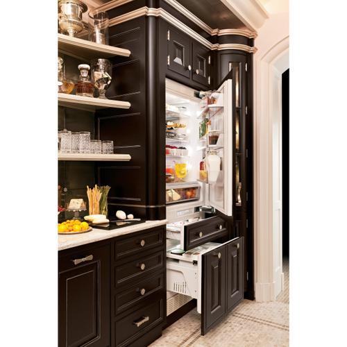 "Monogram - Monogram 30"" Integrated Customizable Refrigerator (for Single or Dual Installation)"
