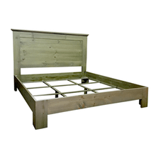 Stage Coach Platform Bed