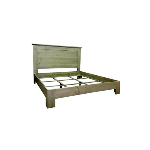 Stage Coach Platform Bed
