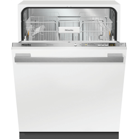 G 4998 Vi AM - Fully-integrated, full-size dishwasher with hidden control panel, cutlery basket and custom panel and handle ready
