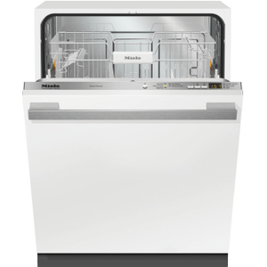 MieleG 4998 Vi AM - Fully-integrated, full-size dishwasher with hidden control panel, cutlery basket and custom panel and handle ready