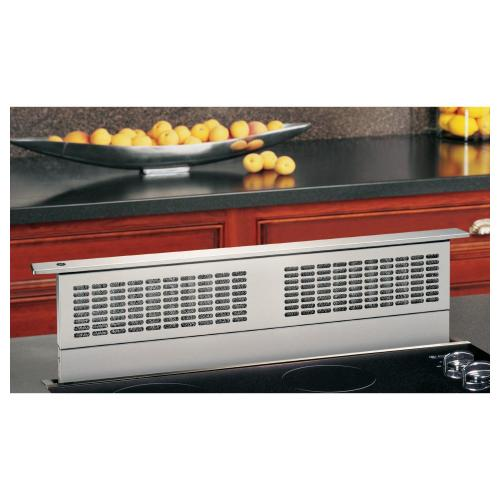 "GE Profile Series 30"" Telescopic Downdraft System"