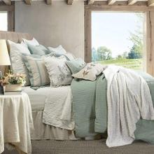 Belmont 4-pc Farmhouse-style Bedding Set - King