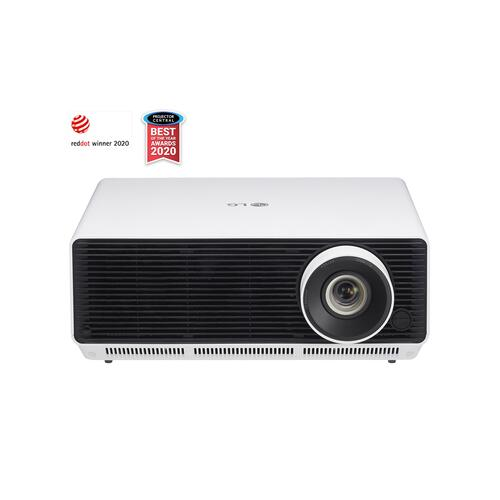 ProBeam BU50NST, 4K UHD High Resolution Laser Projector with 5,000 lumens, up to 20,000 hrs. life and Wireless & Bluetooth Connection. TAA Compliant