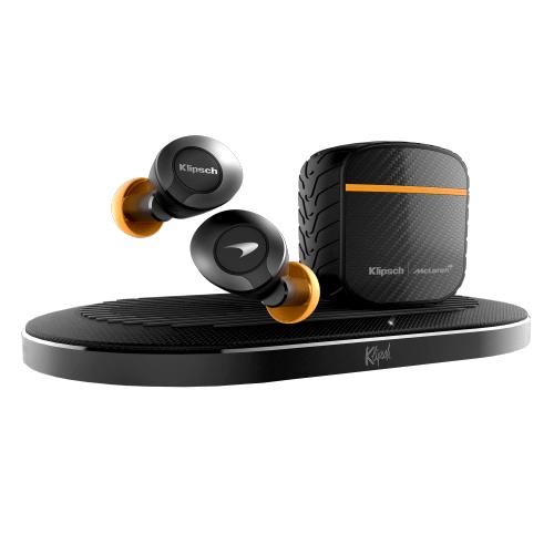 Klipsch - T5 II TRUE WIRELESS ANC McLAREN EDITION EARPHONES