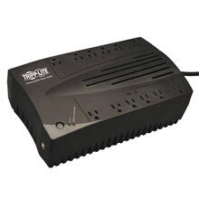 750VA 450W Line-Interactive UPS - 12 NEMA 5-15R Outlets, AVR, 120V, 50/60 Hz, USB, Desktop/Wall Mount