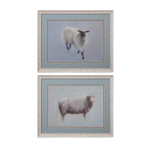 2 Pc Sheep Strut