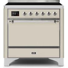 "36"" Inch Antique White Freestanding Range"