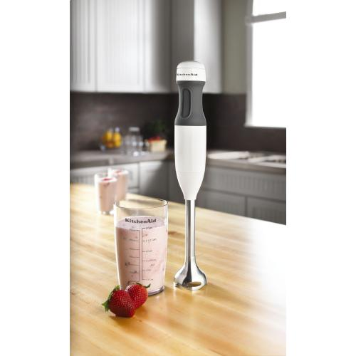 2-Speed Hand Blender - White