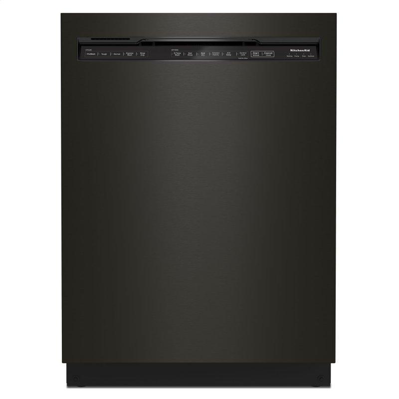 39 dBA Dishwasher in PrintShield™ Finish with Third Level Utensil Rack - Black Stainless Steel with PrintShield™ Finish