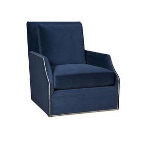 Emma Swivel Chair, Emma Ottoman