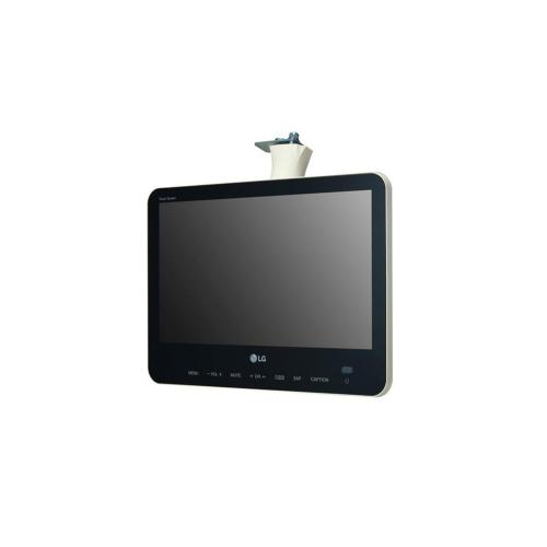LG - 15'' FHD IPS Personal Healthcare Smart Touch TV Screen with Pro:Centric Direct Management Solution, Pro:Idiom, and preloaded app