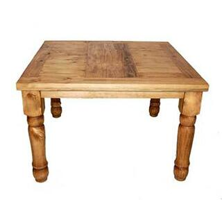 "48"" Plain Square Table"