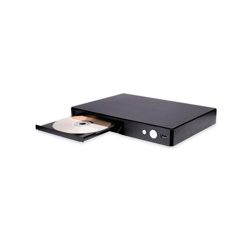 LG - Blu-Ray Disc™ Player with Streaming Services and Built-in Wi-Fi®