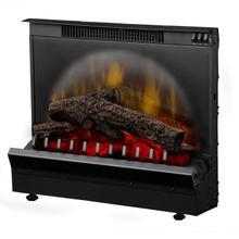 "See Details - Dimplex Standard 23"" Log Set Electric Fireplace Insert"