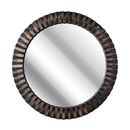 A & B Home - Round Mirror
