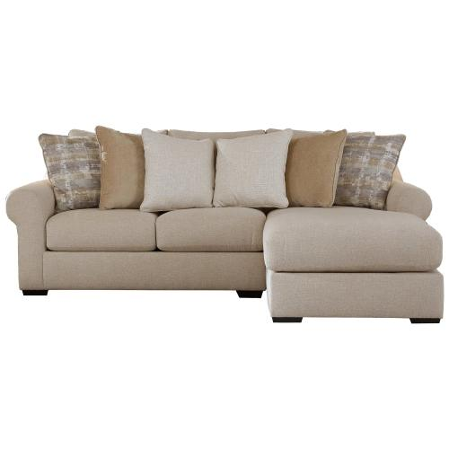Benchcraft - Ingleside 2-piece Sectional With Chaise