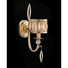 See Details - Marquise Crystal One-Light Wall Sconce