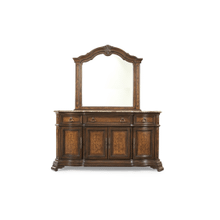 Royal Traditions Credenza with Mirror