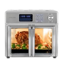 "Kalorik 26 Quart Digital MAXX Air Fryer Oven, Stainless Steel - ""THE MAXX """