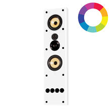 S1.8TW Three-Way, Single On-Wall Surround Speaker with Custom Finish