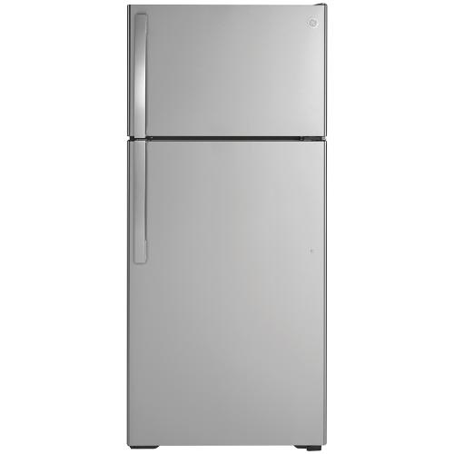 GE Stainless Steel Interior Dishwasher with Front Controls Stainless Steel - GDF645SSNSS