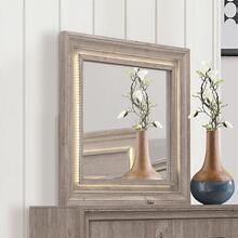 Lighted Landscape Mirror