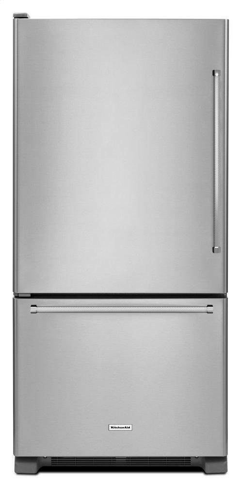 KitchenAid Bottom Freezer Refrigerators