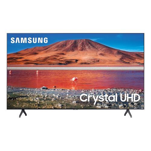 "Samsung - 43"" Class TU7000B 4K Crystal UHD HDR Smart TV (2020)"